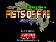 Jackie Chan in Fists of Fire - Portada.jpg