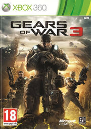 Gears of War 3 - Portada.jpg