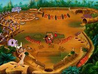 Jungle Pinball