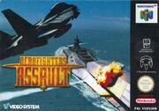 Aero Fighters Assault - Portada.jpg