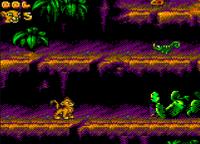The Lion King GG captura nivel2