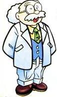 Krazy Racers - Dr. Cinnamon