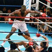 James Buster Douglas vs Tyson