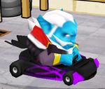 Krazy Kart Racing - Dracula