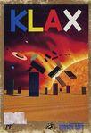 Klax Famicom portada