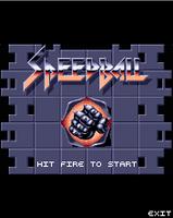 Speedball título J2ME