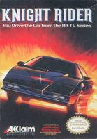 Knight Rider NES portada