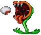 Archivo:Ghouls 'n Ghosts - Eyeball Plant.png