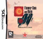 Flower, Sun and Rain - Murder and Mystery in Paradise - Portada.jpg