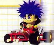 Krazy Racers - Goemon 3D