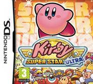 KirbySuperStarUltraportadaEUR