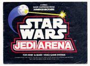 Star Wars - Jedi Arena manual
