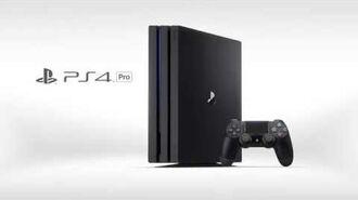 PlayStation 4 Pro PlayStation Meeting 2016