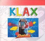 Klax Amstrad CPC portada