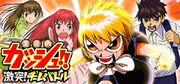 Konjiki no Gashbell!! Gekitotsu! Team Battle 04