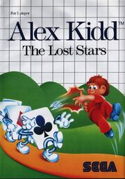 Alex Kidd - The Lost Stars - Portada.jpg