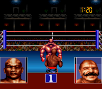 George Foreman's KO Boxing captura1