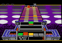 Klax Atari 7800 captura3