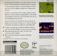 The Lion King portada GB USA-b