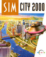 SimCity 2000 - Manual DOS ESP
