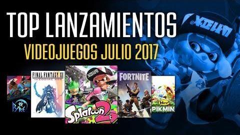 Los mejores juegos que se lanzan en Julio de 2017 (España)