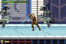 Star Wars Episode II- Attack of the Clones