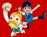 Konjiki no Gashbell!! Yuujou no Dengeki Dream Tag Tournament CHARA2