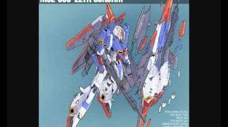 Mobile Suit Zeta Gundam OST 2 - Mobile Suits