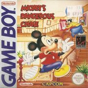 Mickey's Dangerous Chase - Portada.jpg