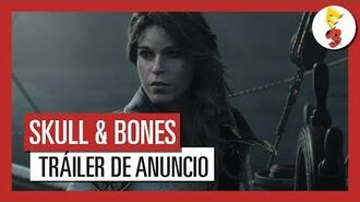 Skull and Bones Tráiler cinematográfico de anuncio E3 2017