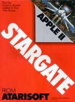 Stargate Apple II portada