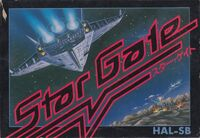 Stargate NES portada JAP