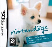 Nintendogs - Chihuahua and Friends - Portada.jpg