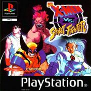 X-Men vs. Street Fighter - Portada.jpg