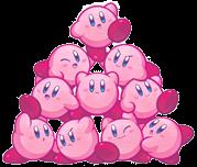 Kirby Mass Attack Kirby