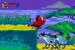 The Lion King GBA captura3