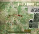 Tri kaňony