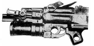 GP-30 grenade launcher