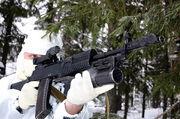 Russian AN-94 FSB