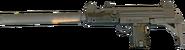 Uzi silencer