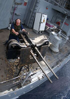Twin M2HB machine gun