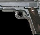M1911 Colt pistol