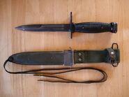 M7 Bayonet & M8A1 Sheath