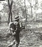 Australian Owen gun exercise, April 1944, Queensland