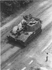 Self-propelled-howitzer-vietnam
