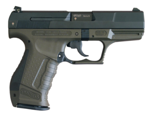 Walther P99 9x19mm