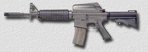Colt XM-177E1