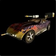 Sid Burn Vehicle- Arcade