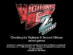 V8 2nd Offense