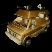 Dave Vehicle- Arcade